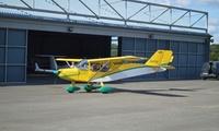 Vol en ULM au-dessus des Lacs de lEau dHeure, optioninitiation au pilotage dès 49,99€ àSkyFly Cerfontaine