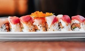Miyabi Tacoma: $29 for $40 Worth of Japanese Izakaya Cuisine for Dinner at Miyabi Tacoma. Groupon Reservation Required.