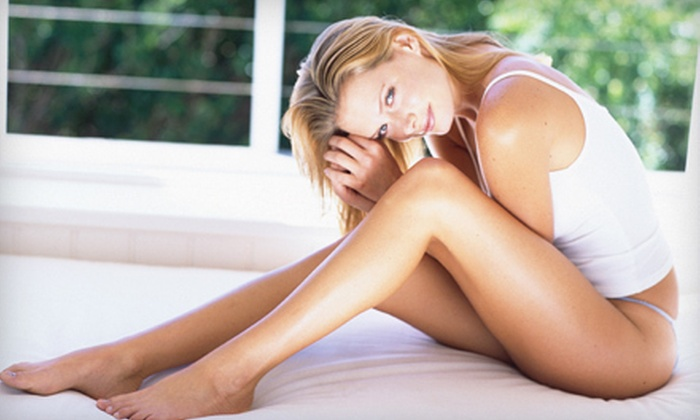 Amoderm - Irvine: Six Laser Hair-Removal Treatments for One Small, Medium, or Large Area at Amoderm in Irvine (Up to 86% Off)