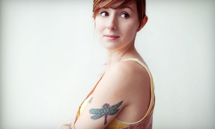Precious Slut - Multiple Locations: Tattoo and Piercing Services at Precious Slut (Up to 60% Off). Three Options Available