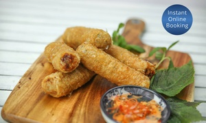 Little Vietnam Restaurant: $29 for $50 or $49 for $100 to Spend on Lunch and Drinks at Little Vietnam Restaurant