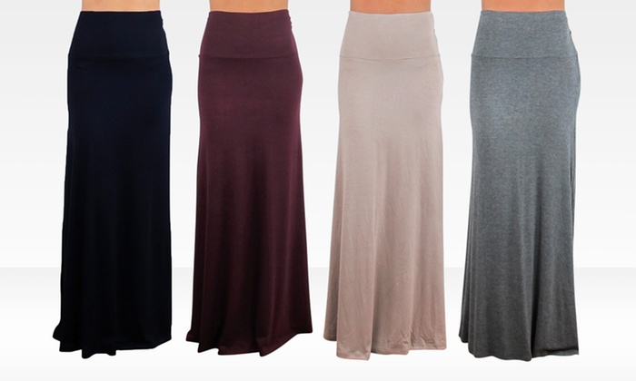 Free to Live Maxi Skirts: $14.99 for a Free to Live Maxi Skirt ($49.99 List Price). Multiple Options Available. Free Shipping and Returns.