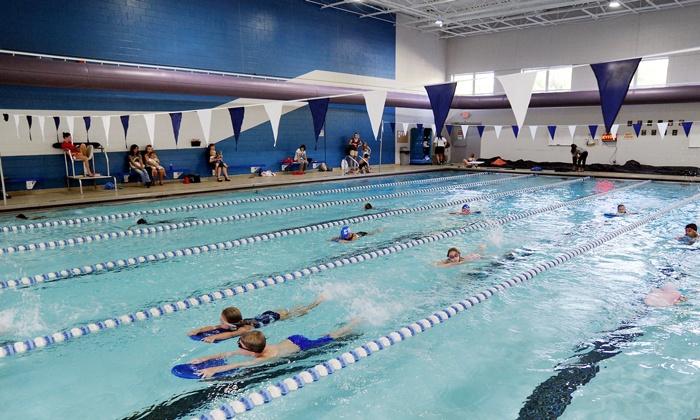 Mack Indoor Pool - Ann Arbor: Five or 10 Visits at Mack Indoor Pool (Up to 45% Off)