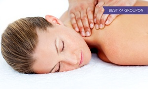 Relax + Relief Massage and Chiropractic (Formerly N8 Touch Massage): 60-, 90-, or 120-Minute Massage at Relax + Relief Massage and Chiropractic (Up to 56%Off)