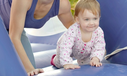 Four or Eight Drop-In Play Sessions at The Fun Dome (Up to 70% Off)