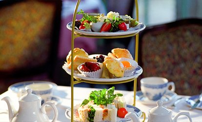 image for Afternoon Tea with Prosecco for Two, Four, Six or Eight at Rookery Manor (Up to 47% Off)