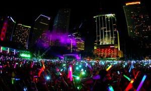 Nocturnal Lands: $29  for Nocturnal Lands 5K, Running Music Festival with After-Party on August 23 ($60 Value)