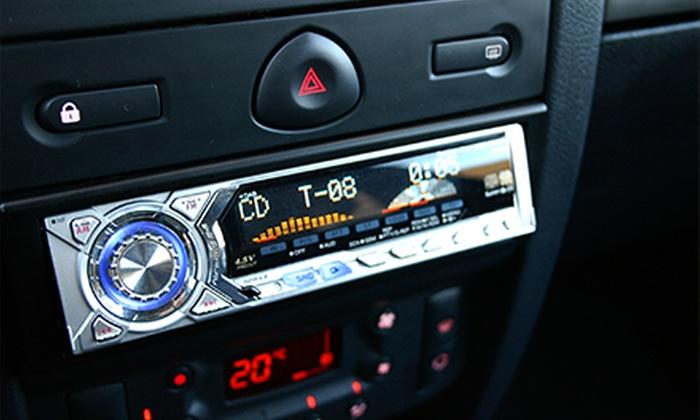 N-ovative Audio & Accessories - White Oak: $90 for $200 Worth of Services at N-ovative Audio & Accessories