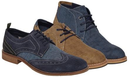 verschiedene Arten von gute Textur noch nicht vulgär Nebulus Schuhe für Herren in Modellen WEST, LIONS oder ...