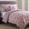 Winsted 2-in-1 Quilted Reversible Duvet Set