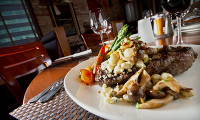Judson's Steak House - Heartside-Downtown: Steak-House Cuisine and Drinks at Judson's Steak House (Half Off). Two Options Available.