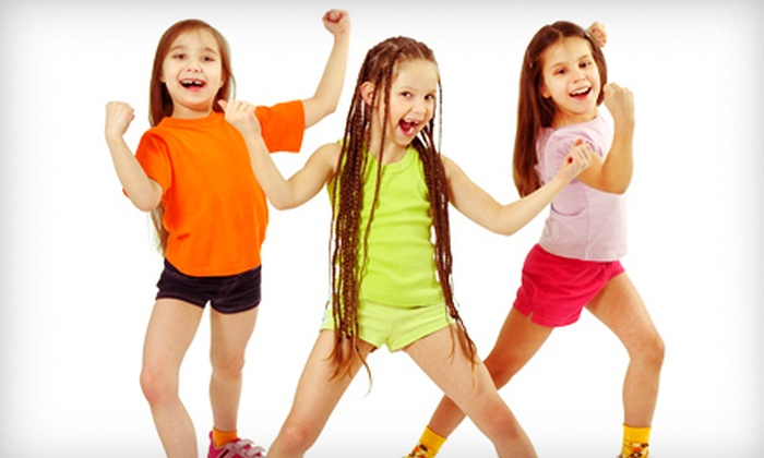Capital City Dance - Westboro: Kids' Dance Day Camp July 2–6 or July 23–27 at Capital City Dance (56% Off)