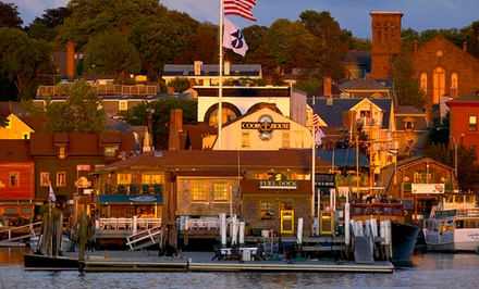 Stay at Bannister's Wharf Guestrooms in Newport, RI. Dates into May.