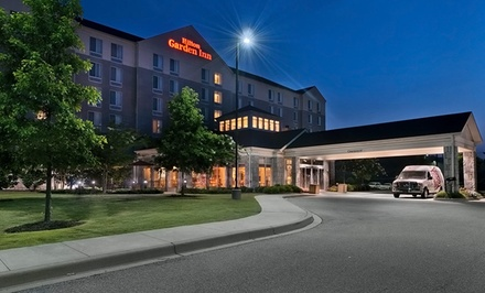 Groupon Deal: Stay with Welcome Drinks or Breakfast at Hilton Garden Inn Irvine East-Lake Forest in Orange County, CA