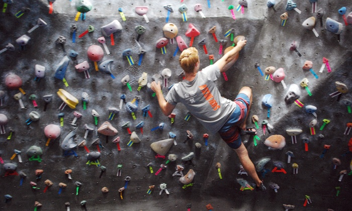 AZ on the Rocks - North Scottsdale: One, Two, or Four Adult or Family Day Passes for Climbing, Yoga, and Exercise Equipment (Up to 50% Off)