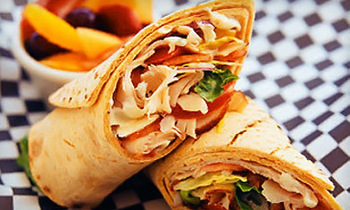 Taylor Made Café - Mayfair at Wellington: Healthy Lunch for Two or Four or Catering at Taylor Made Café