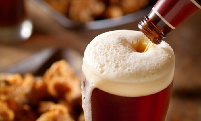 Broadway Grille & Pub - Jim Thorpe: $12 for $25 Worth of Global Cuisine and Drinks at Broadway Grille & Pub