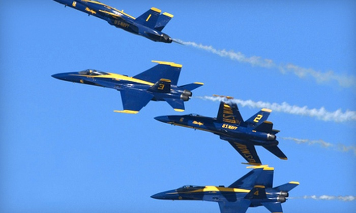 Thunder Over Utah Air Show - St. George: $25 for Outing for Two to Thunder Over Utah Air Show at St. George Municipal Airport (Up to $50 Value)