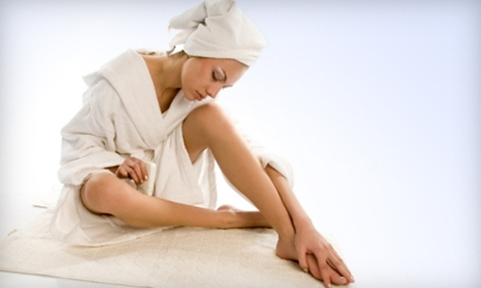The SilkyBody Experience by the Laser Therapy Clinic of Austin - Westgate: $99 for $300 Worth of Med-Spa Treatments at The SilkyBody Experience by The Laser Therapy Clinic of Austin