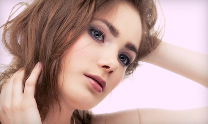 True Skin Spa - Wichita: $199 for a Permanent-Makeup Application on Upper and Lower Eye Line or Lips at Tru Skin Spa ($450 Value)