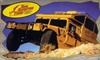 Rebel Adventure Tours - Downtown: $99 for a Six-Hour Hummer Adventure Tour from Rebel Adventure Tours (a $199 Value)