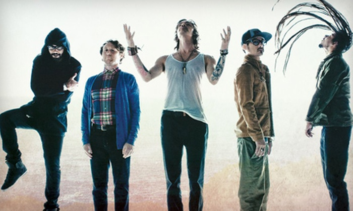 Incubus - Irvine: One Ticket to See Incubus at Verizon Wireless Amphitheater in Irvine on October 15 at 8 p.m. (Up to $58 Value)