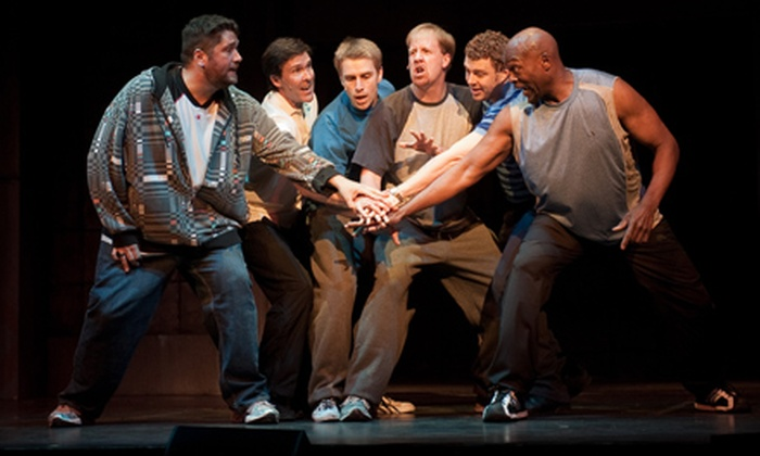 """The Full Monty - Charlottetown: """"The Full Monty"""" Show for Two or Four from Confederation Centre of the Arts in Charlottetown"""