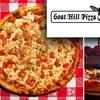 Half Off at Goat Hill Pizza