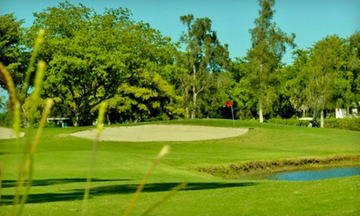 Villa Delray Golf Club - Palm Greens at Villa Del Ray: $89 for Golf for Two with One Lunch Voucher and a Six-Month Membership for One at Villa Delray Golf Club ($282.96 Value)