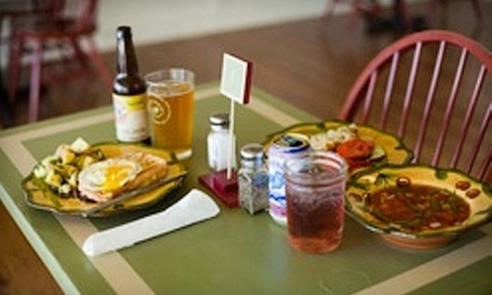 Everyday Organic - Greenville: $6 for $12 Worth of Lunch Fare at Everyday Organic (or $10 for $20 Worth of Dinner)