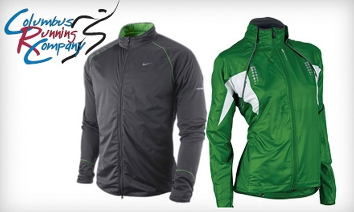 Columbus Running Company - Multiple Locations: $20 for $40 Worth of Apparel, Shoes, Accessories, and More at Columbus Running Company