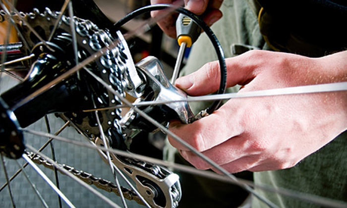 Bike Emporium - South Scottsdale: $25 for a Bicycle Tune-Up at Bike Emporium in Scottsdale ($50 Value)