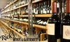 Rick's Wine and Gourmet - Cameron Park: $10 for $20 Worth of Gourmet Groceries and More at Rick's Wine and Gourmet