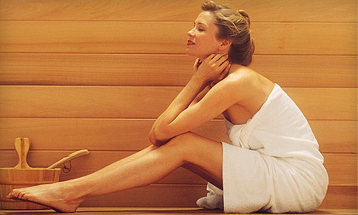 Everett House Healing Center - Kerns: $39 for a Spa Package with a Massage and Two Sauna Sessions at Everett House Healing Center (Up to $120 Value)