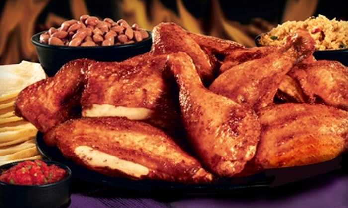 El Pollo Loco - Lindon: $5 for $10 Worth of Flame-Grilled Chicken and More at El Pollo Loco