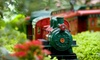Chicago Botanic Garden - New Trier: $30 for a Holiday Outing for Four at Chicago Botanic Garden's Wonderland Express in Glencoe (Up to $65 Value)