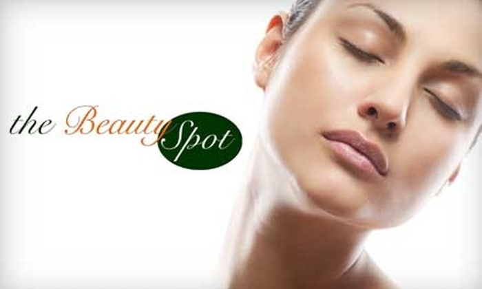 The Beauty Spot - Woodfield Hunt Club: Facial Services at The Beauty Spot in Boca Raton. Two Options Available.