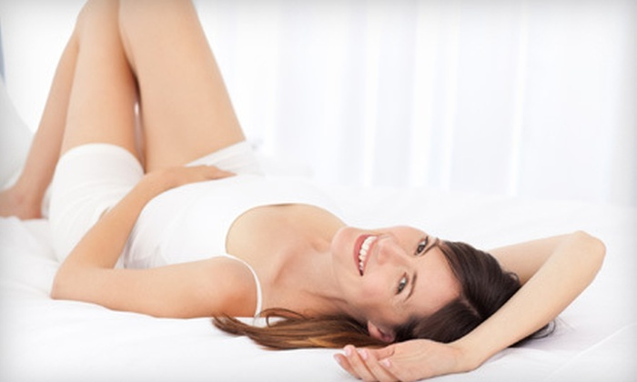 Clear Skin Day Spa - Westmont: $135 for Six Laser Hair-Removal Treatments at Clear Skin Day Spa in Westmont (Up to $420 Value)