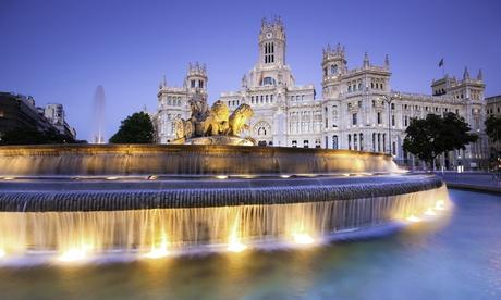 Dos rutas por la capital a elegir para 2, 4 o 6 personas desde 8,95 € con Rutas en Madrid