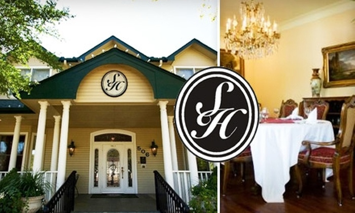 The Sanford House Inn & Spa - Town North: One-Night Stay at The Sanford House Inn & Spa in Arlington. Choose from Two Room Options.