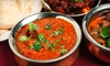 India Garden Restaurant - Kabrich Crescent: Three-Course Meals for Two, Four, or Six at India Garden Restaurant in Blacksburg