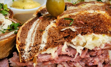 J.M. Randalls: 1 Appetizer, 2 Entrees, and 2 Live Show Tickets - J.M. Randalls in Williamsburg