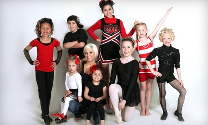 Syracuse Dance Academy - Ogden: $30 for Kids' Summer Camp or Eight-Week Class at Syracuse Dance Academy ($80 Value)
