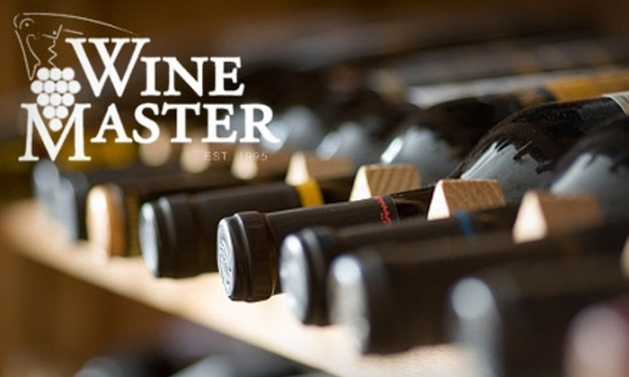 WineMaster - Arbutus-Ridge: $75 for a 30-Bottle Batch of Craft-It-Yourself Wine at WineMaster
