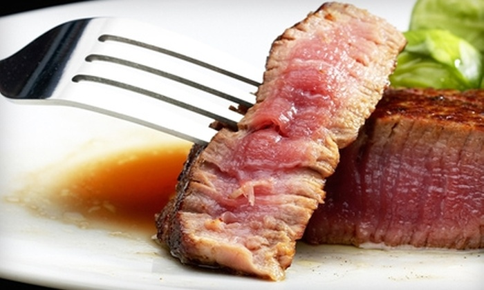 King George Inn - Dorneyville: $25 for $50 Worth of Fine American Dinner Fare at King George Inn (or $10 for $20 Worth of Lunch)