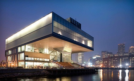 Individual Annual Membership (a $65 value) - Institute of Contemporary Art in Boston
