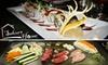Sakura Home - Brighton: $15 for $30 Worth of Sushi, Hibachi Fare, and More at Sakura Home Japanese Restaurant