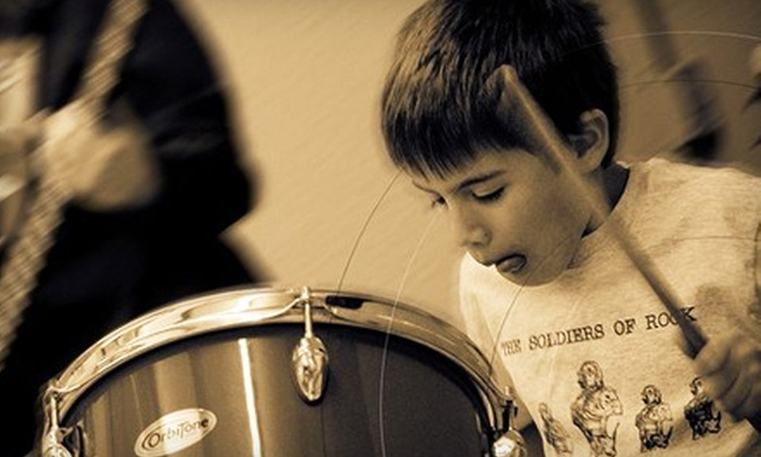 Creative Soul School of Music - North Fort Worth: Four-Day Mini Camps or Five-Day Rock Camp at Creative Soul School of Music in Watauga (Up to 51% Off)