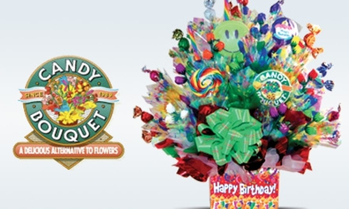 Candy Bouquet - Cincinnati: $25 for $50 Worth of Confections from Candy Bouquet