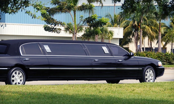 After Hours Limousines - Hayward: $349 for a Six-Hour Winery Tour for Up to Eight with Two Bottles of Champagne from After Hours Limousines ($900 Value)